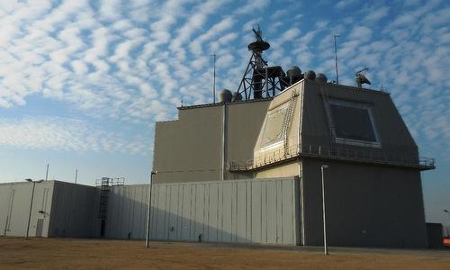 Tổ hợp Aegis Ashore được Mỹ triển khai tại Romania. Ảnh: USNI.
