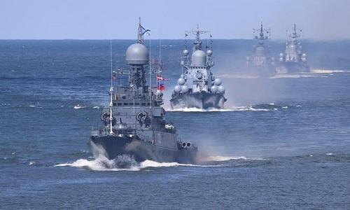 Hải quân Nga xây dựng năng lực răn đe phi hạt nhân chiến lược