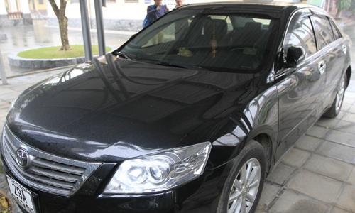 """Công an Hà Nội tìm thấy ôtô của Chủ tịch huyện """"mất tích"""""""