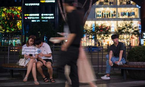 """""""Nền kinh tế độc thân"""" ở Hàn Quốc"""