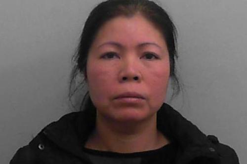 Thu Huong Nguyen, tên tiếng Anh là Jenny, 48 tuổi, bị kết án 5 năm tù. Ảnh: Independent.