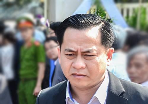 Ông Phan Văn Anh Vũ. Ảnh: Nguyễn Đông.