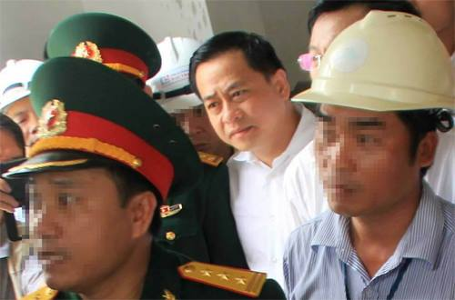 Ông Phan Văn Anh Vũ trong một bức ảnh chụp năm 2016 tại Đà Nẵng. Ảnh: AFP