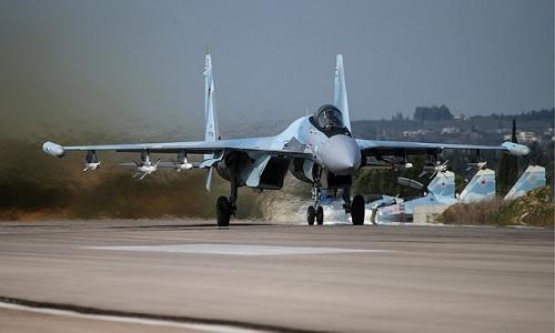 Phiến quân Syria nã pháo phá hủy 7 máy bay chiến đấu Nga