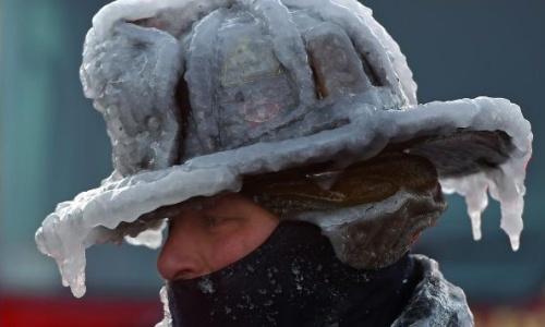 """Cuộc sống tại vùng """"lạnh hơn sao Hỏa"""" ở đông bắc Mỹ"""