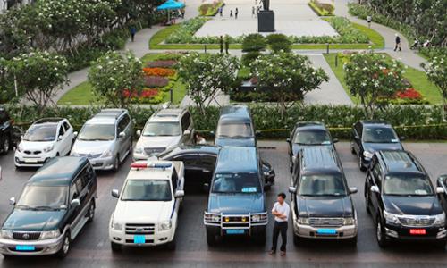 TP HCM sẽ cho thuê xe công như thế nào