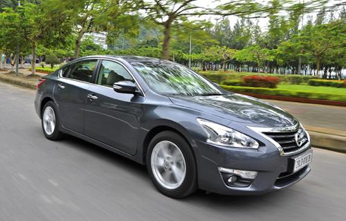 Mẫu sedan nhập khẩu có giá bán lẻ mới cho 2018.