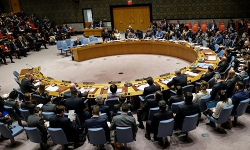 Nga, Mỹ bất đồng tại Hội đồng Bảo an về Iran