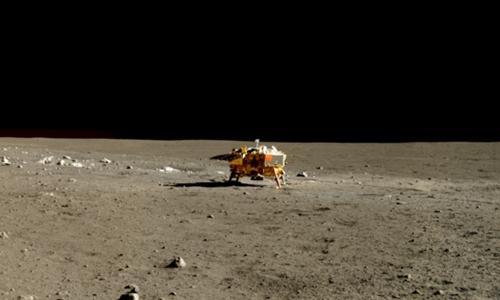 Trung Quốc sẽ nghiên cứu tác động của môi trường trên Mặt Trăng đến sinh vật Trái Đất. Ảnh:Ancient Code.