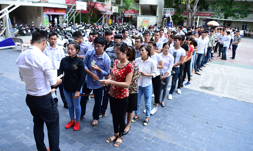 Nhiều người trẻ thà thất nghiệp chứ không làm việc chân tay
