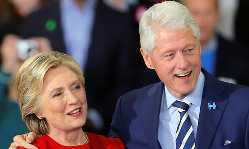 FBI điều tra Quỹ Clinton