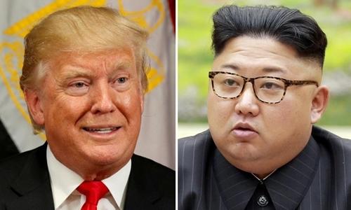 Trump sẵn sàng điện đàm với Kim Jong-un