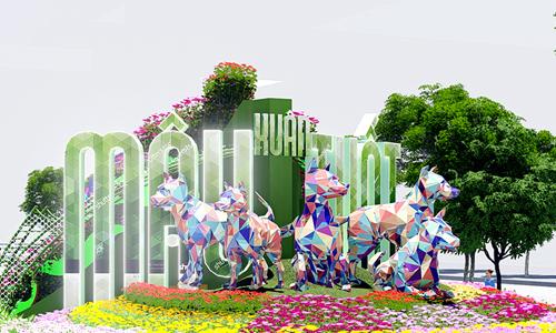 Hàng loạt sự kiện mừng Tết Nguyên đán 2018 ở TP HCM
