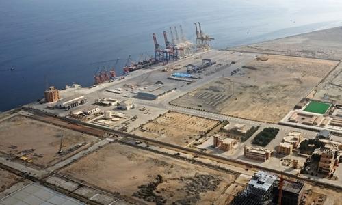 Trung Quốc tính xây căn cứ hải quân ở Pakistan