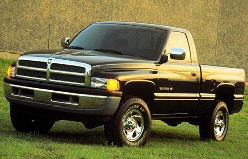 Dodge Ram 2500 1996.