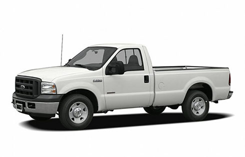 Ford F-250 2006.