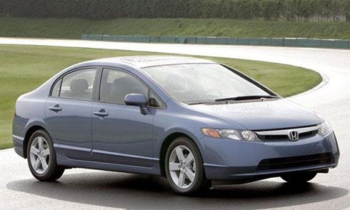 Honda Civic 2006.