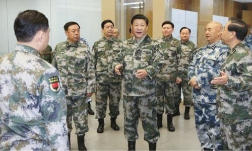 Hầm trú ẩn hạt nhân sâu 2 km của các lãnh đạo Trung Quốc