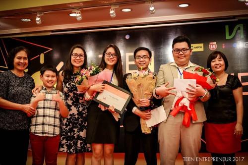 Cuộc thi ý tưởng sáng tạo kinh doanh 2018 cho học sinh