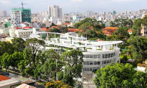 TP HCM thi thiết kế cung văn hóa ở Khu đô thị Thủ Thiêm