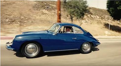 Porsche 356C 1964.