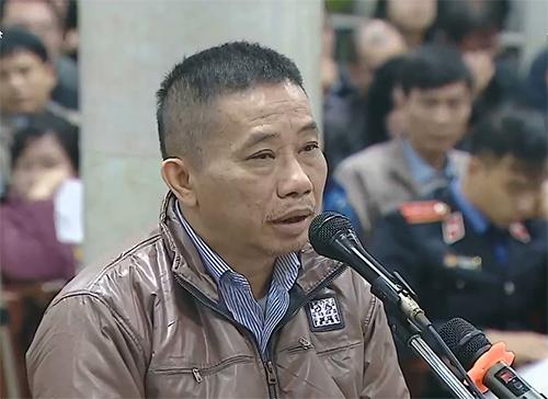 Ông Ninh Văn Quỳnh.
