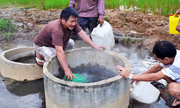 Tủ quần áo ấm miễn phí cho người nghèo ở Hà Nội
