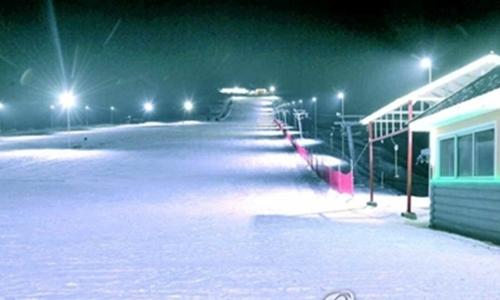 Triều Tiên mở khu nghỉ dưỡng trượt tuyết mới