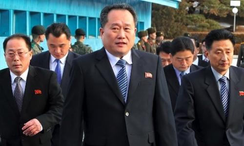 Sứ giả nóng tính của Triều Tiên trong cuộc đối thoại phá băng với Hàn Quốc