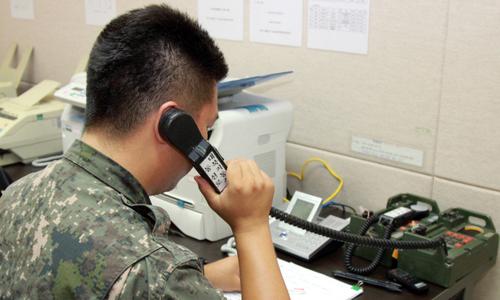Hàn - Triều nhất trí mở lại đường dây nóng quân sự