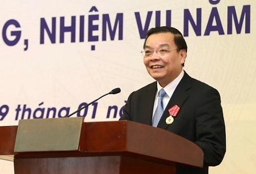 Bộ trưởng Chu Ngọc Anh phát biểu kết thúc hội nghị.