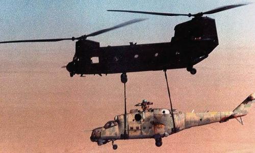 Chiến dịch tình báo Mỹ đánh cắp trực thăng vũ trang Liên Xô năm 1988