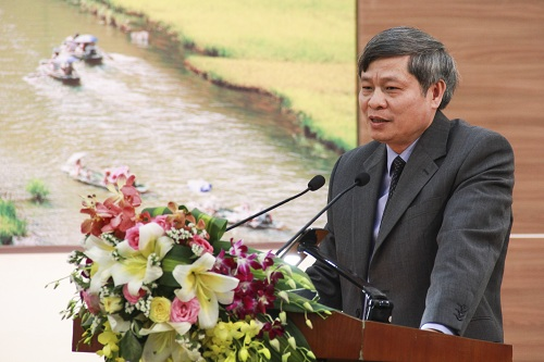 Thứ trưởng Phạm Công Tạc. Ảnh: Thanh Tâm