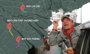 3 trạm BOT hỗn loạn tại miền Tây