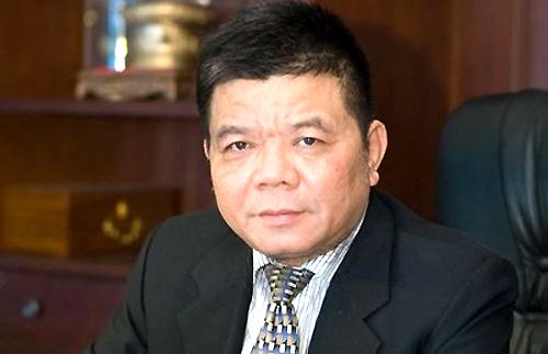 Ông Trần Bắc Hà.