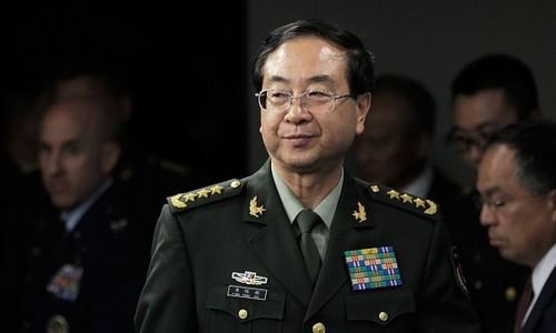 Cựu tổng tham mưu trưởng quân đội Trung Quốc bị điều tra