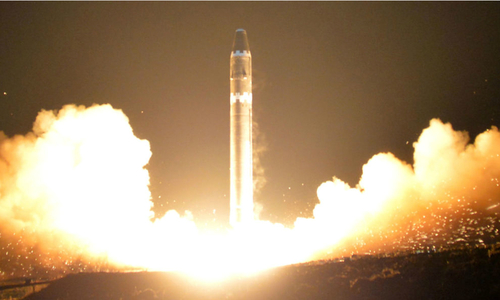 Tất cả vũ khí Triều Tiên chỉ nhắm vào Mỹ