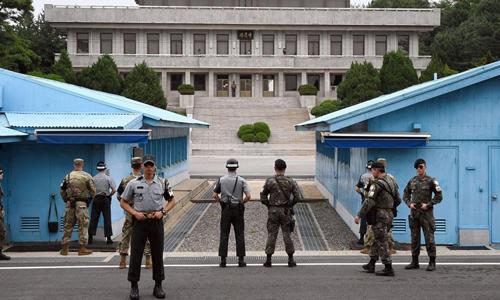 Bên trong ngôi làng nơi Hàn Quốc và Triều Tiên đối thoại