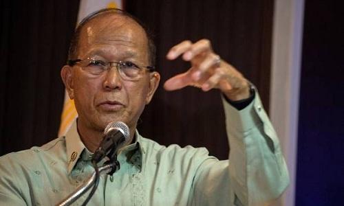 Philippines phản đối Trung Quốc xây căn cứ không quân trên Biển Đông