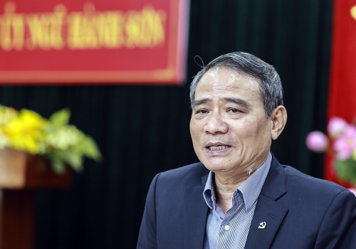 Bí thư Đà Nẵng Trương Quang Nghĩa yêu cầu thu hồi các dự án chậm triển khai làm nơi công cộng cho dân. Ảnh: Nguyễn Đông.