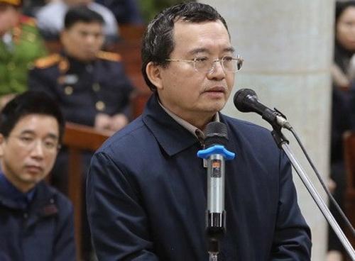 Bị cáo Nguyễn Quốc Khánh.Ảnh: TTXVN
