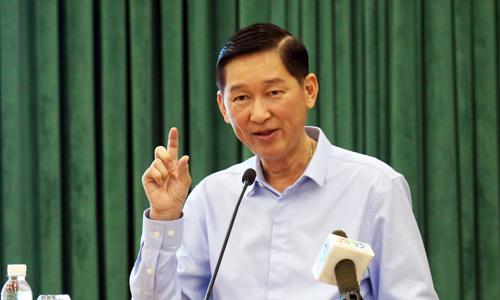 """Phó chủ tịch TP HCM: """"Vỉa hè là đất vàng, sơ hở bị chiếm ngay"""""""