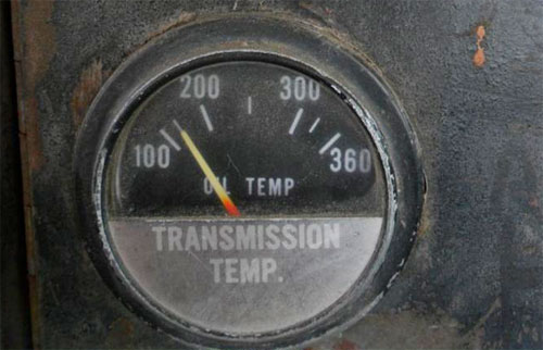 Ma trận đồng hồ trên xe tải hạng nặng gồm những gì - 4
