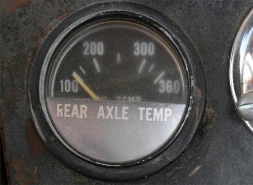 Ma trận đồng hồ trên xe tải hạng nặng gồm những gì - 5