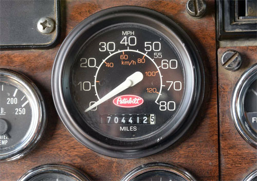 Ma trận đồng hồ trên xe tải hạng nặng gồm những gì - 7