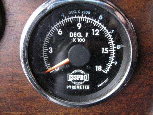 Ma trận đồng hồ trên xe tải hạng nặng gồm những gì - 3