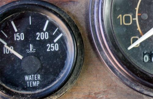 Ma trận đồng hồ trên xe tải hạng nặng gồm những gì - 1