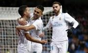 Real Madrid 2-2 Numancia(Cúp Nhà Vua TBN 2017/18)