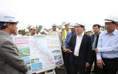 Chính phủ quyết không chỉ định thầu khi làm cao tốc Bắc - Nam