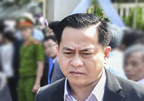 Ông Vũ nhôm trước khi bị bắt. Ảnh chụp tháng 2/2015.